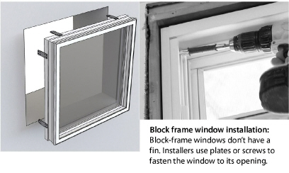 Window Replacement Specifications